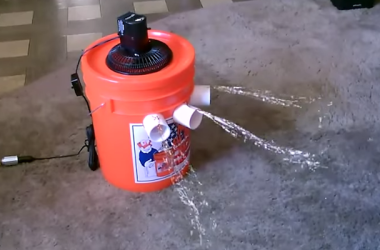 Hot Summer Camping? Build This Cheap, Solar Powered Cooler For Around $100