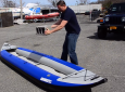 You'll Be Amazed At The Abuse This Inflatable Kayak Can Take