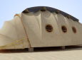 Eco-Friendly Glamping Tent Goes Anywhere, Even on Water