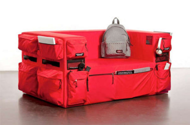 Backpack Camping Couch Is An OCD Camper's Dream
